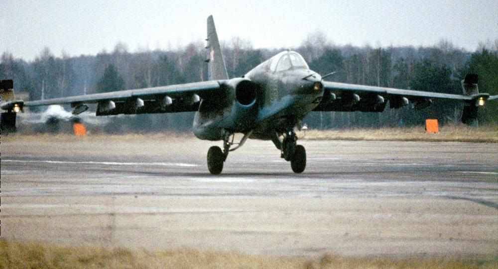 Un Su-25 russe