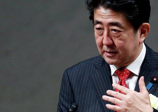 Shinzo Abe, premier ministre japonais