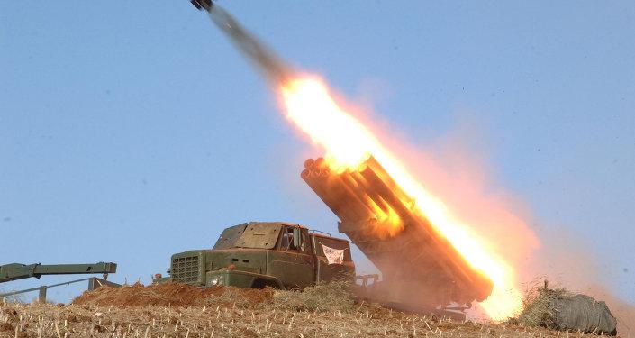 Echanges de tirs à la frontière entre les deux Corées