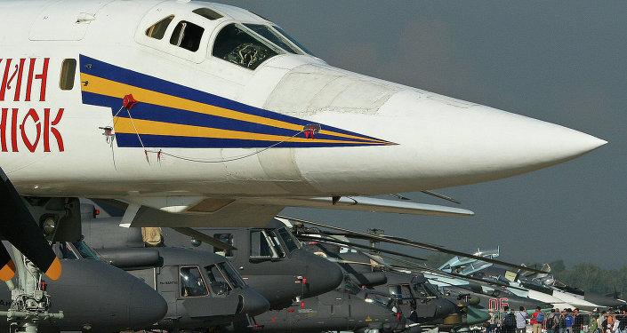 MAKS, le Salon aérospatial russe.