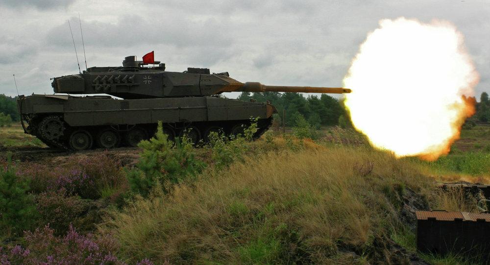 Char Leopard-2 A6