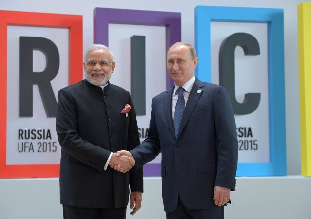 Sommet Brics Poutine-Modi