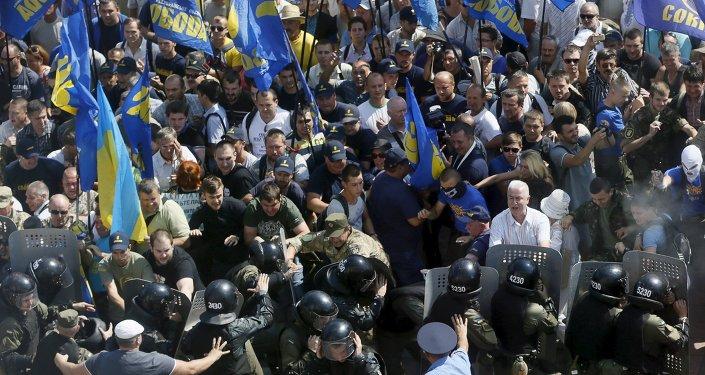 Ukraine au bord d'une nouvelle crise politique?