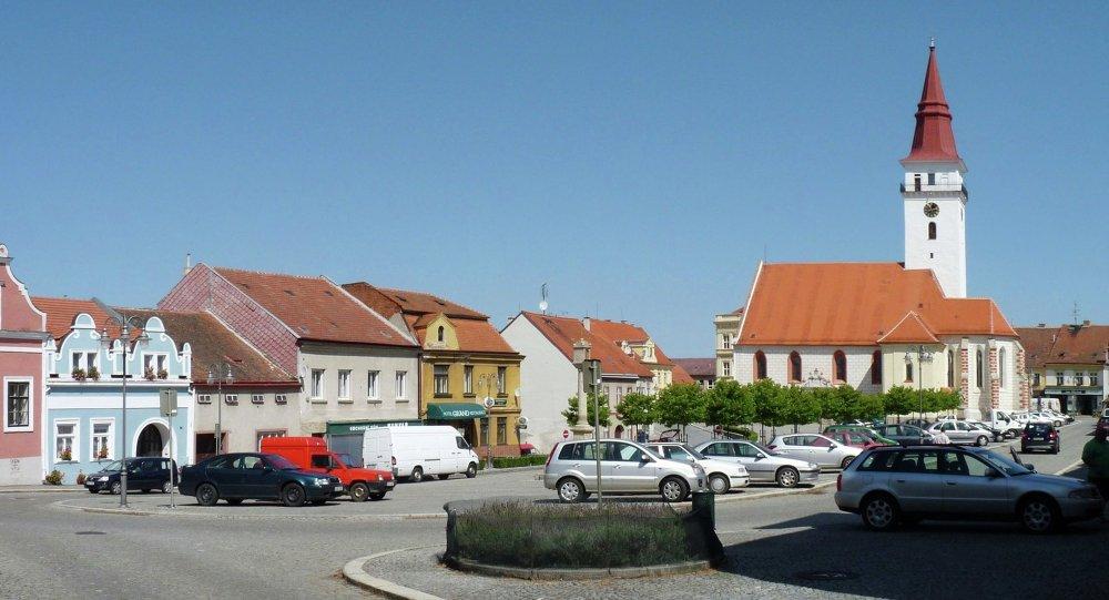 La ville de Jamnitz