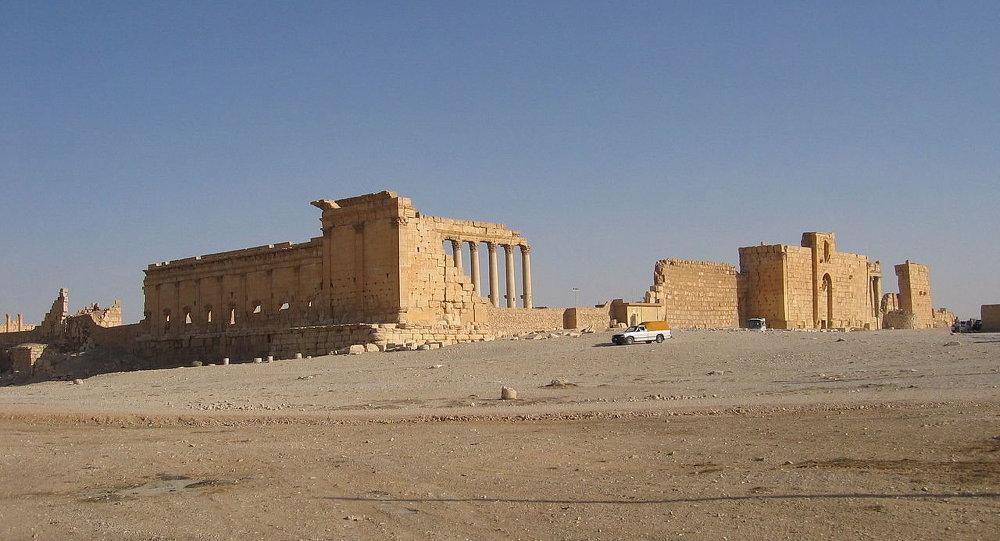 Temple de Baal (Palmyre)