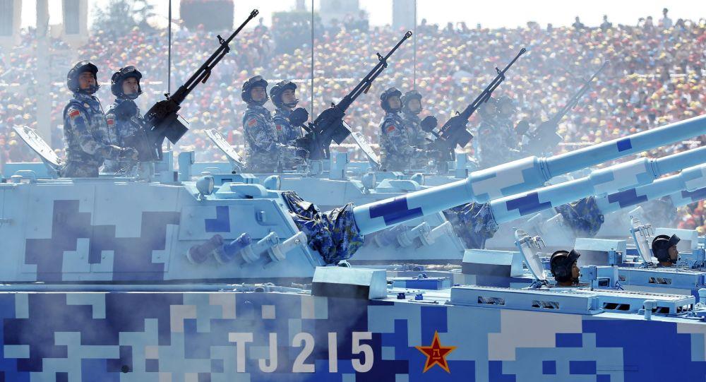 La Chine réduira les effectifs de son armée de 300.000 hommes