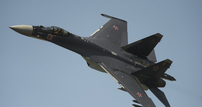Chasseur polyvalent Su-35
