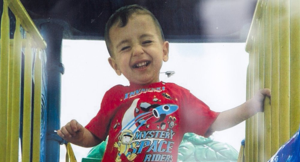 Aylan Kurdi. Archive photo
