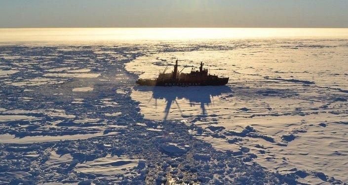 Arctique: si vis pacem, para bellum