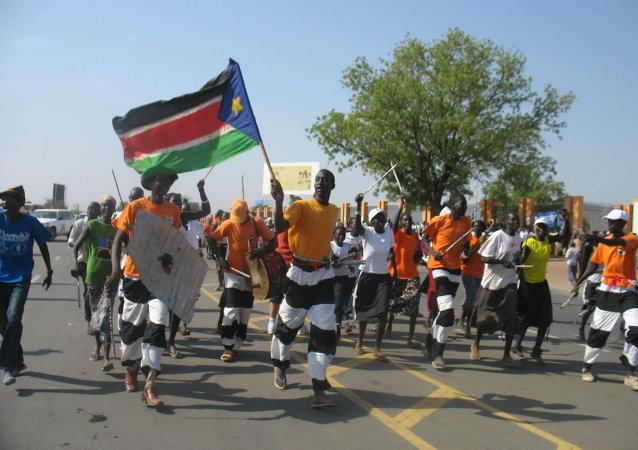 Le Soudan du Sud