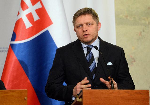 La Slovaquie pour la levée des sanctions antirusses