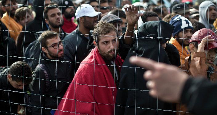 Migrants, Hongrie