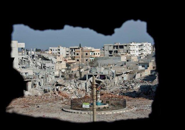 Situation en Proche-Orient. Image d'illustration