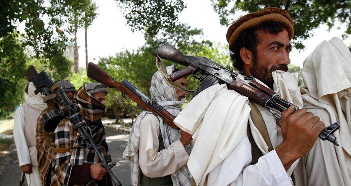 Des talibans, Afghanistan