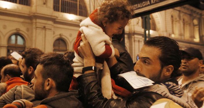 Réfugiés en Hongrie