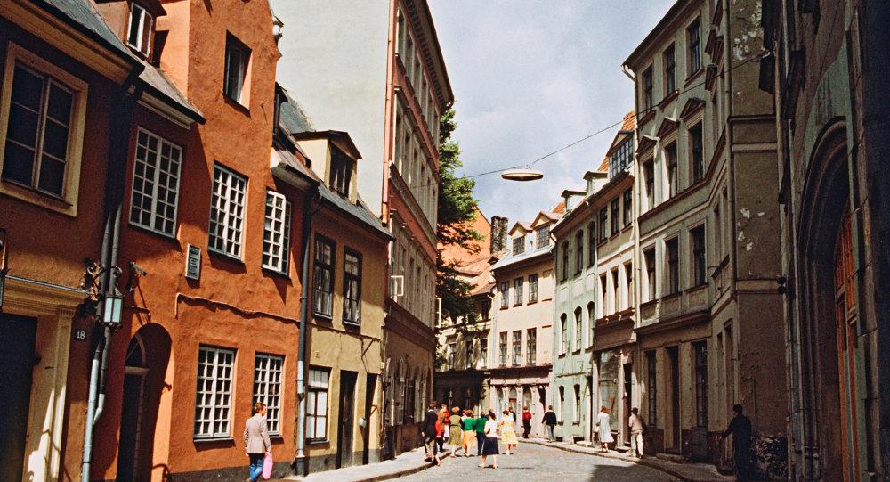 Lettonie. Riga