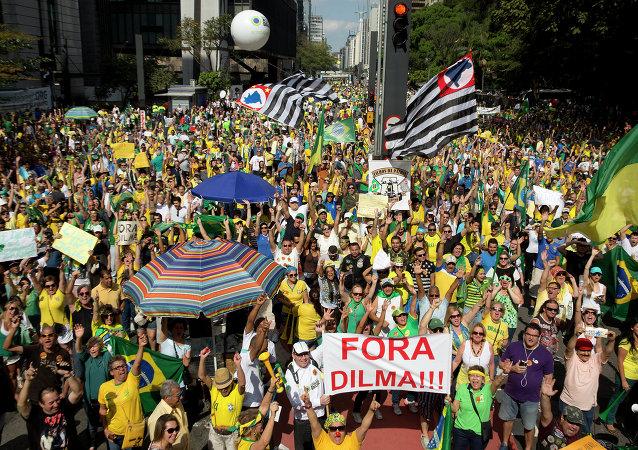 Brésil en ébullition