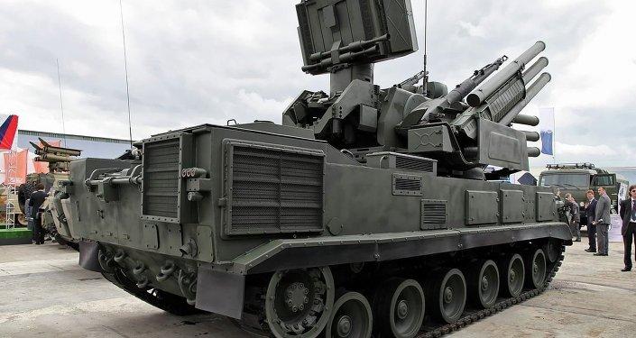 Le Brésil compte acheter des systèmes de missiles russes Pantsir-S1