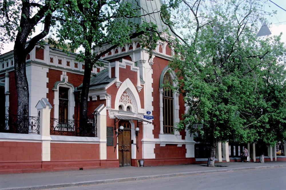 L'extraordinaire architecture gothique russe