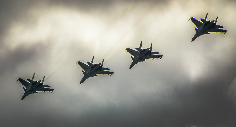 L'aviation russe a entamé les frappes en Syrie
