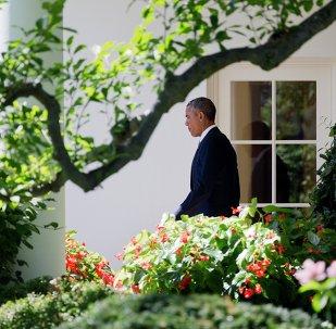 Barack Obama, Maison Blanche