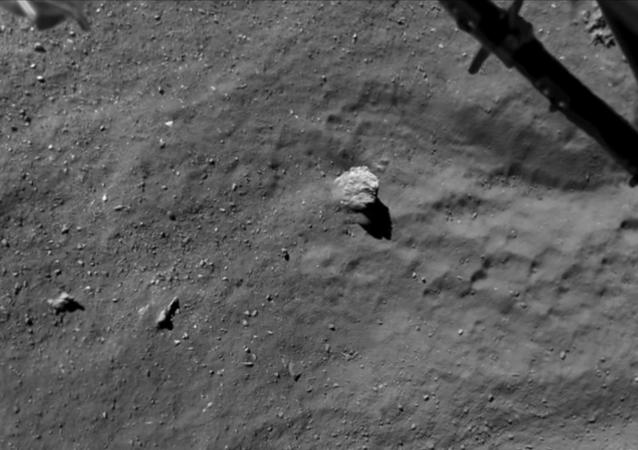 L'atterrissage cométaire du module Philae