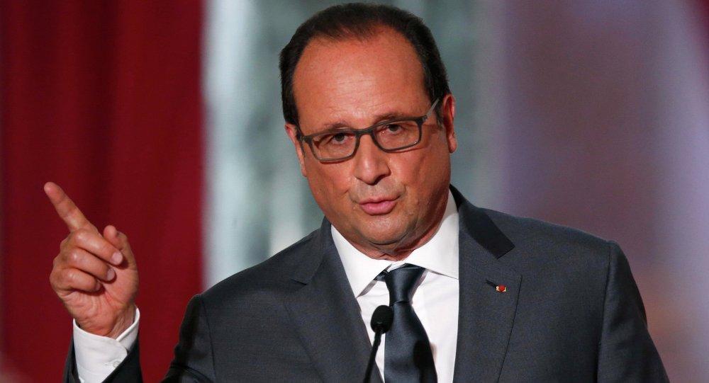 François Hollande met l'Europe en garde contre les dangers qui menacent l'espace Schengen