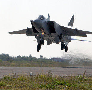 Chasseur russe MiG-31
