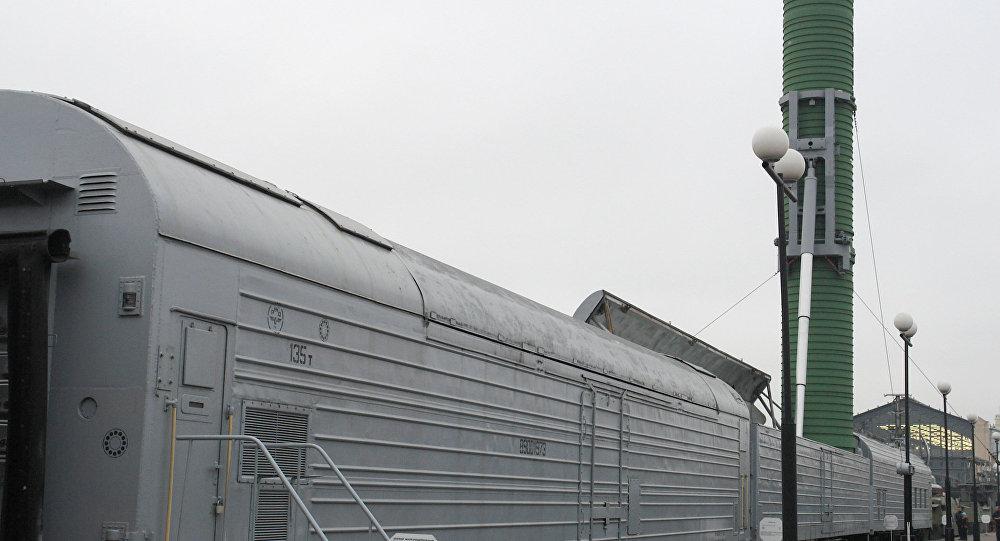 Complexe de guerre ferroviaire