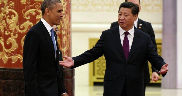 Pékin prêt à contester Washington le titre du leader mondial