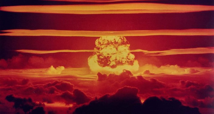 Atombombentest Dakota