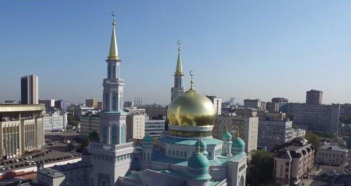 Grande mosquée de Moscou