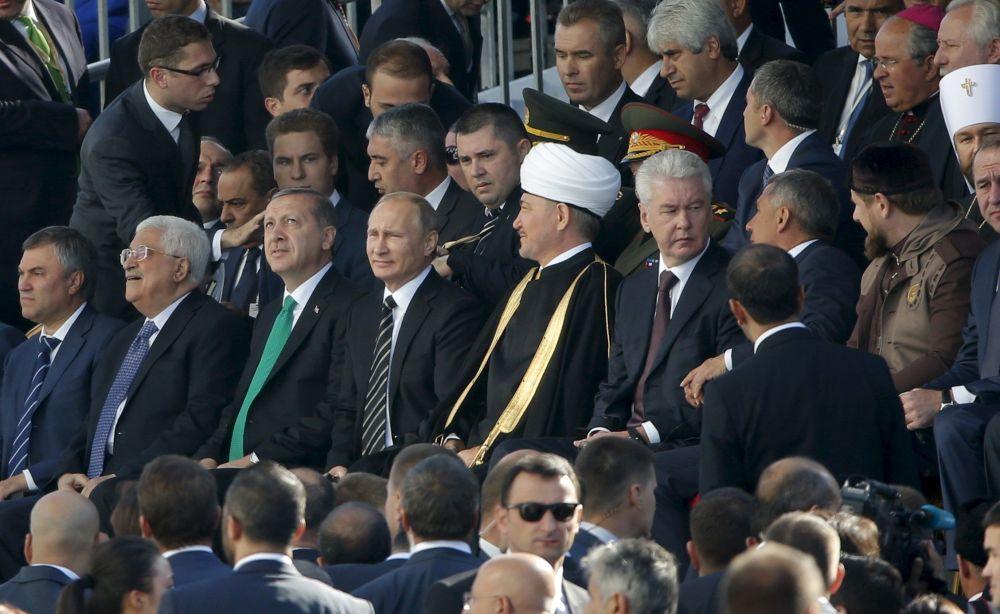 La plus grande mosquée d'Europe ouvre à Moscou