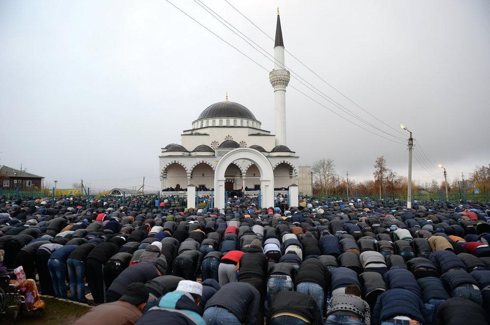 La fête Aïd al-Adha en Russie