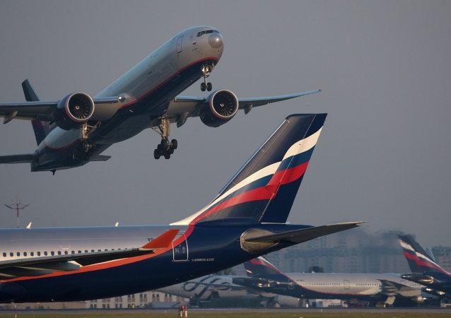 Kiev interdit son espace aérien aux compagnies aériennes russes
