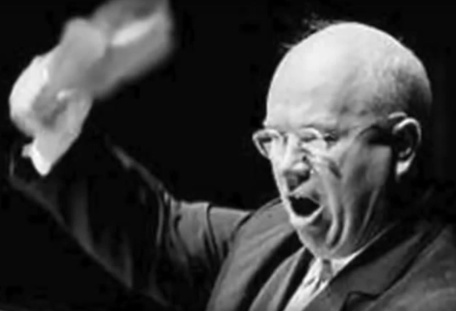 Nikita Khrouchtchev, 1960