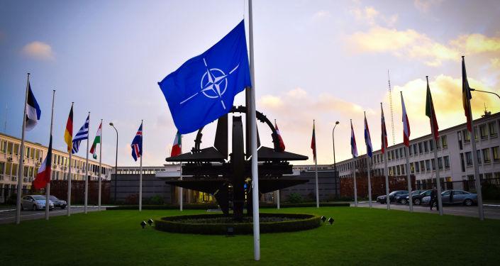 Le quartier général de l'OTAN à Bruxelles
