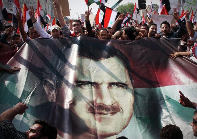 Le président syrien Bachar al-Assad
