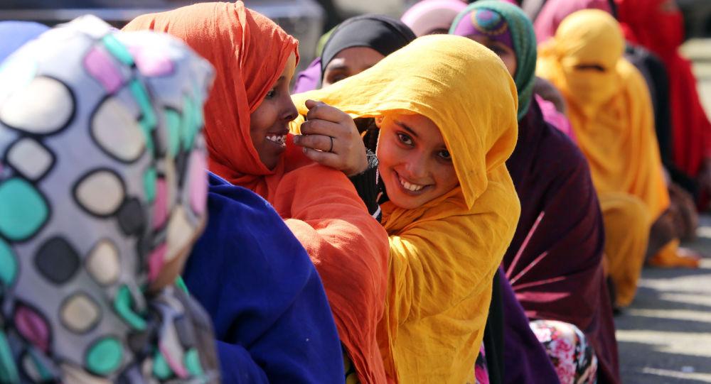 Migrants à Tripoli