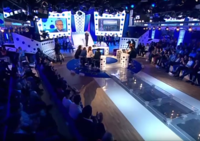 L'émission On n'est pas couché. 19 septembre 2015