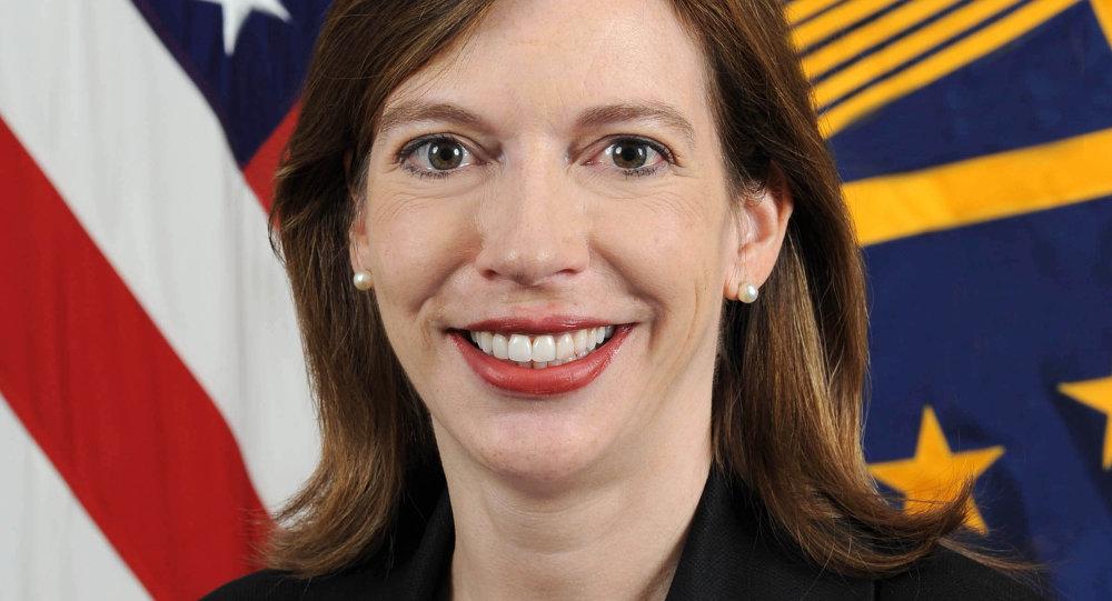 Evelyn Farkas, vice-secrétaire adjoint à la Défense des Etats-Unis