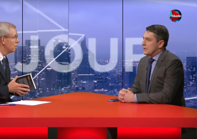 Zoom : Xavier Moreau : Ukraine, pourquoi la France s'est trompée. (18-09-2015)