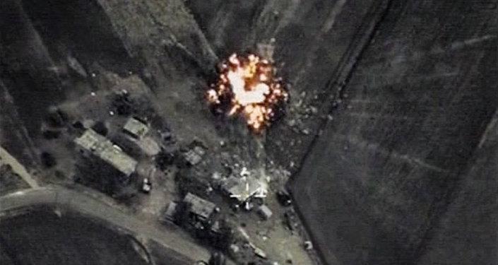 Syrie: frappes aériennes russes contre les positions de l'EI