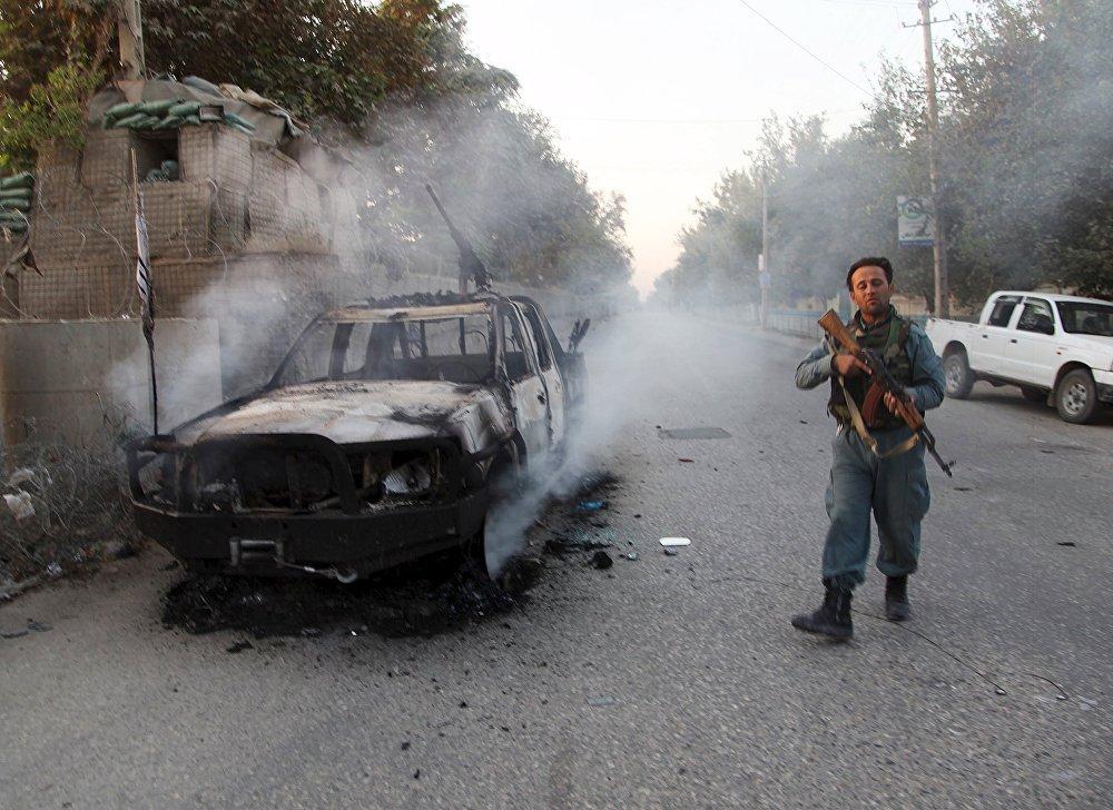 Afghanistan: la ville de Kunduz reprise par l'armée aux talibans