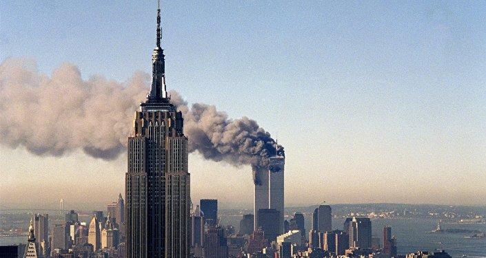 L'attentat du 11 septembre 2001