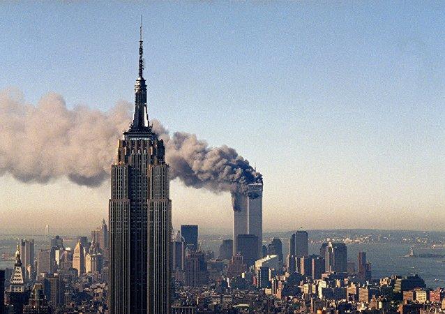 Les attentats du 11 septembre 2001 aux Etats-Unis