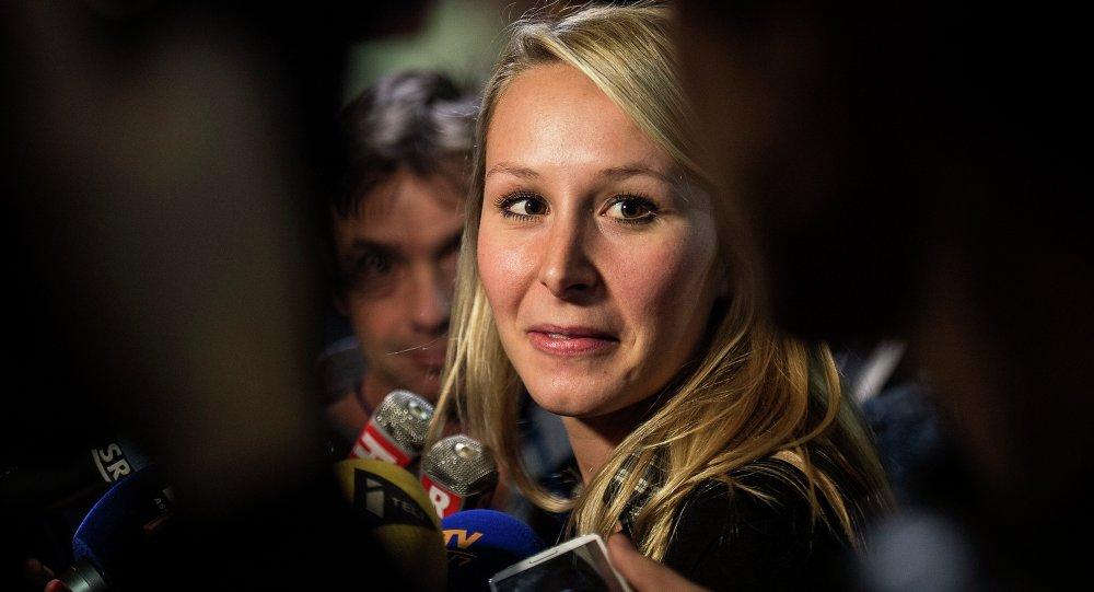 Marion Maréchal-Le Pen va quitter la vie politique