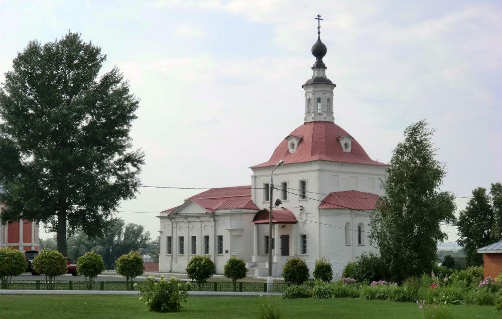 l'église de la Résurrection de Kolomna