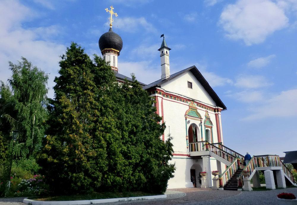 La cathédrale de la Trinité de Kolomna
