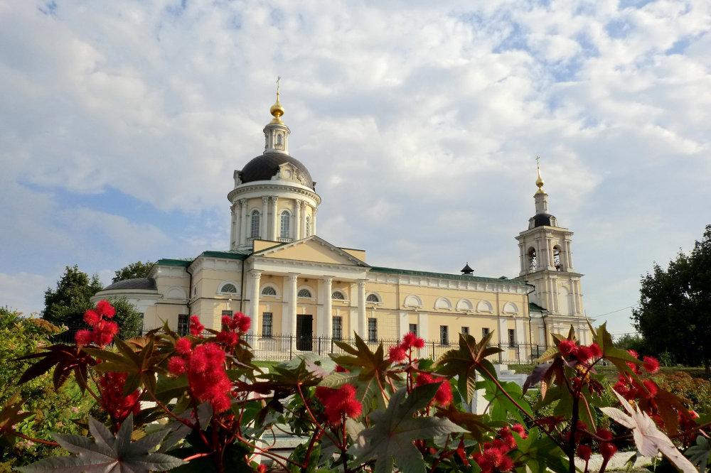 l'Église de l'Archange-Saint-Michel de Kolomna